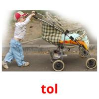 tol picture flashcards
