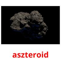 aszteroid card for translate