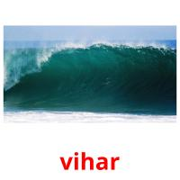 vihar picture flashcards