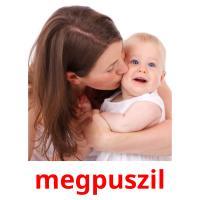 megpuszil picture flashcards