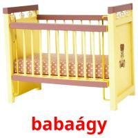 babaágy picture flashcards