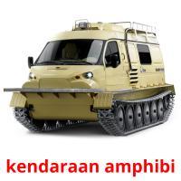 kendaraan amphibi picture flashcards