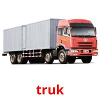 truk picture flashcards