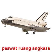 peswat ruang angkasa picture flashcards