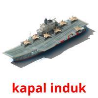 kapal induk picture flashcards