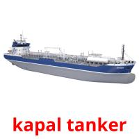 kapal tanker picture flashcards