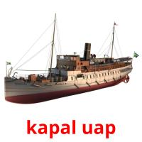 kapal uap picture flashcards