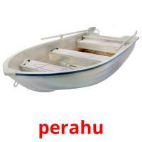perahu picture flashcards