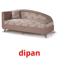 dipan picture flashcards