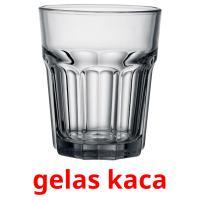 gelas kaca picture flashcards