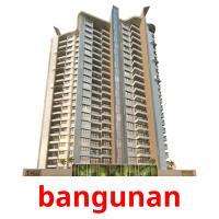 bangunan picture flashcards