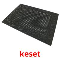 keset picture flashcards