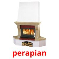 perapian picture flashcards
