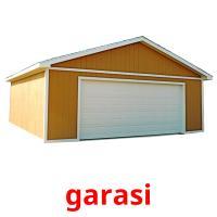 garasi picture flashcards
