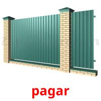 pagar picture flashcards