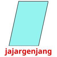 jajargenjang picture flashcards