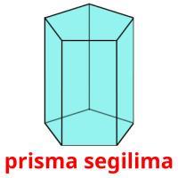prisma segilima picture flashcards