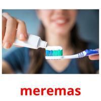meremas picture flashcards