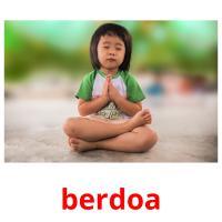 berdoa picture flashcards