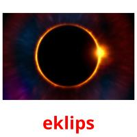 eklips picture flashcards
