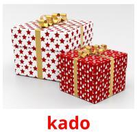 kado picture flashcards