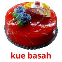kue basah picture flashcards