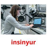 insinyur picture flashcards