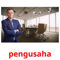 pengusaha picture flashcards