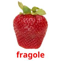 fragole picture flashcards