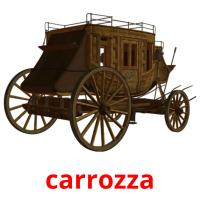 carrozza picture flashcards