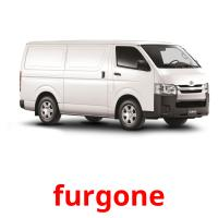 furgone picture flashcards