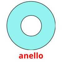 anello picture flashcards