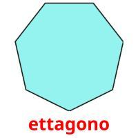 ettagono picture flashcards