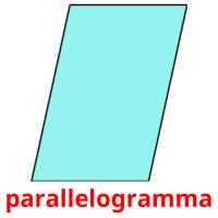 parallelogramma picture flashcards