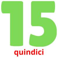 quindici card for translate