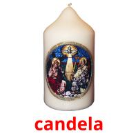 candela picture flashcards