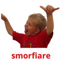 smorfiare picture flashcards