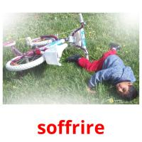 soffrire picture flashcards