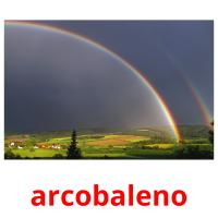 arcobaleno picture flashcards