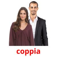 coppia picture flashcards