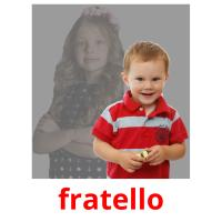 fratello picture flashcards