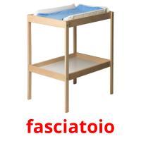 fasciatoio picture flashcards