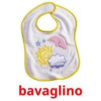 bavaglino picture flashcards
