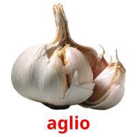 aglio picture flashcards