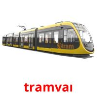 tramvaı picture flashcards