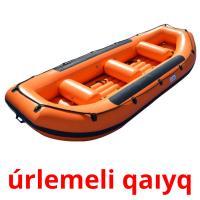 úrlemelі qaıyq picture flashcards