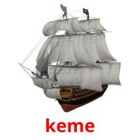 keme picture flashcards