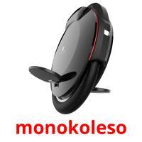 monokoleso picture flashcards