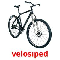 velosıped picture flashcards