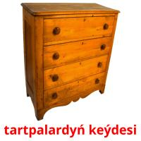 tartpalardyń keýdesі picture flashcards
